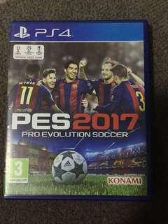 Ps4 Game PES 17