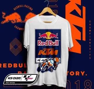 Kaos/ Tshirt custom Moto GP