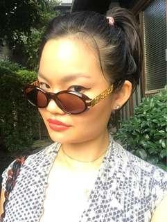 🚚 Vintage Gianni Versace 90s Sunglasses