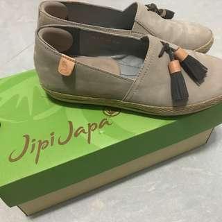 Jipi Japa 女裝 厚底鞋 舒適鞋墊 草鞋 37碼 原價$1090 超新淨
