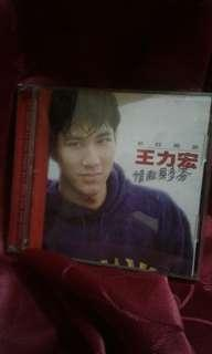 Cd Rare  Wang leehom  Debut   Lee hom  王力宏 情敌贝多分 Love rival Beethoven   Pickup hougang buangkok mrt  Or add $1 for postage