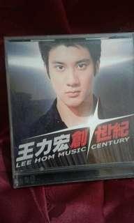 Cd 2 discs  Wang leehom   Lee hom music century 王力宏 创世纪   Pickup hougang buangkok mrt  Or add $1 for postage