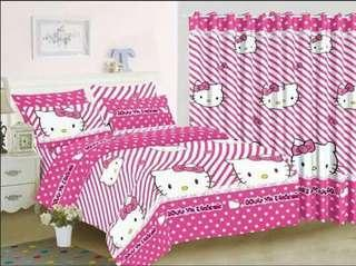 New New  6in1 bedsheets us cotton