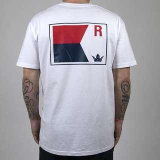 ROIALE UNITED FLAG T-SHIRT