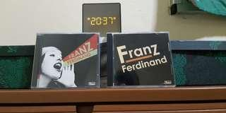 CD ALBUM FRANZ FERDINAND