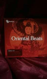 Cd  Oriental beats  3 CDs   Pick up hougang buangkok mrt  Or add $1 postage