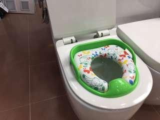 YB-305 cushion baby toilet seat