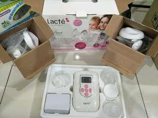 Lacte Duet Electric Breastpum