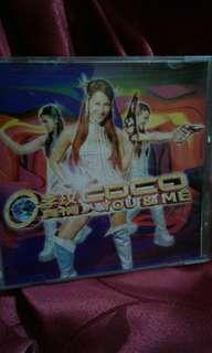 Cd  Coco lee  李玟 真情人you and me   Pickup buangkok hougang mrt  Or add $1 for postage