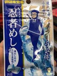 味覺忍者波子汽水糖5包