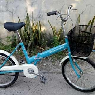 Mimolette folding bike FREEDELIVERY OR meet up negotiable PA!
