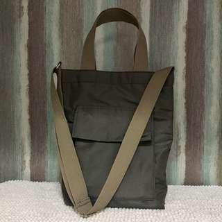 Lightweight 2-Way Tote Bag
