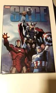 Marvel Siege Hardcover