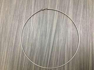 Roundneck Necklace