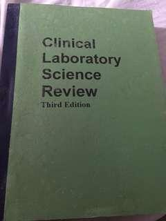 Clinical Laboratory Science Review by Robert Harr