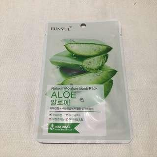 Aloe Mask Pack