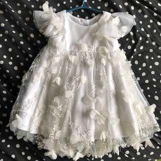 Customized baby baptismal or party dress