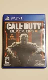 PS4 COD: Black Ops 3