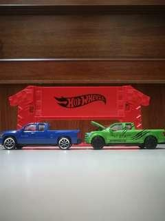 Chevrolet Silverado & Ford F-150
