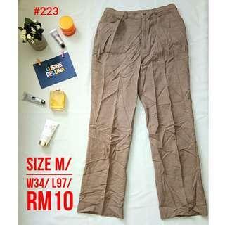 Vintage Pants#223