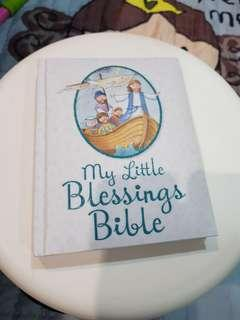 My Little Blessings Bible (Stories), Children's Bible Storybook