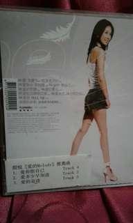 Cd  Melody 殷悦  爱的melody  Pickup hougang buangkok mrt Or add $1 postage