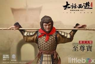 INFLAMES 1/6 大话西游之至尊宝齐天大圣 INFLAMES TOYS : 1/6 A Chinese Odyssey — ZhiZunbao Monkey King Hot Toys