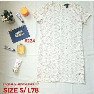Forever 21 Lace Blouse #224