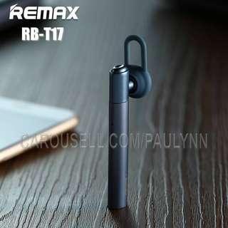 🚚 ⭐️⭐️Remax RB-T17 Bluetooth Ear Piece Bluetooth Earphone