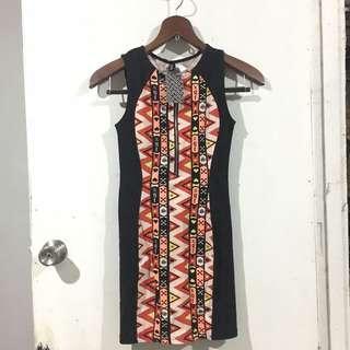 Dress 4 - H&M Bodycon Dress Ziper