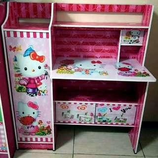 Meja Belajar MB 006 HK Hello Kitty