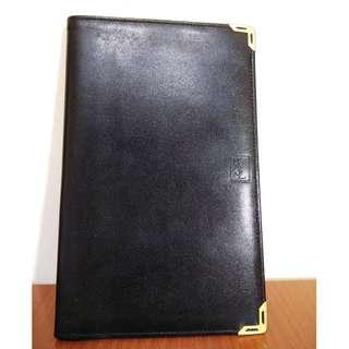 早期摩登時代 美好時光 法國 Yves Saint Laurent 聖羅蘭 vintage 古著 YSL 護照夾