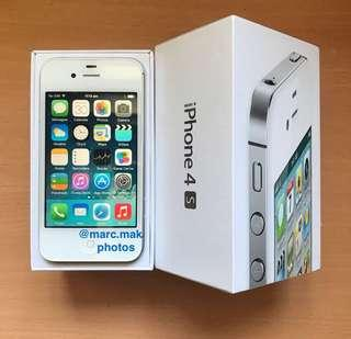 iPhone 4S, 64GB- ORIGINAL