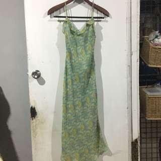 Dress 6 - Forever21 Maxi Floral Dress
