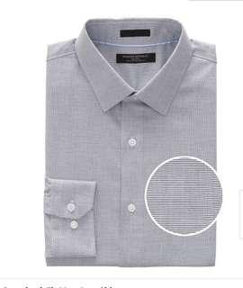 Banana Republic Men's Camden Standard-Fit Non-Iron Shirt