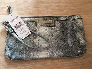 Nine West Wristlet Brand New With Tags! 100% authentic!!