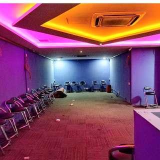 Office space 1st floor unit Desa Aman Puri Kepong