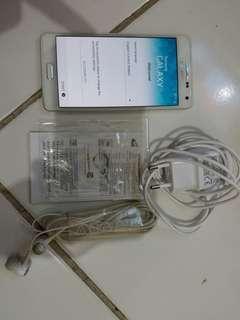 Dijual Murah Samsung A5 Full Set Mulus Ex Cewek