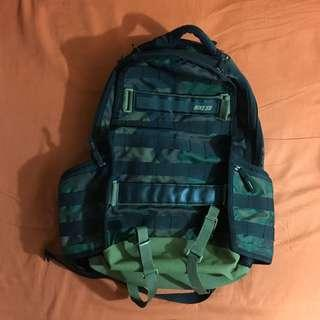 Nike SB camo backpack