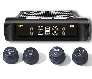 SOLAR Tyre Pressure Monitoring System