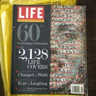 life magazine - 60th anniversary collector's issue