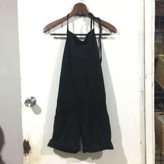 Dress / Romper 8 - Black Tie Romper