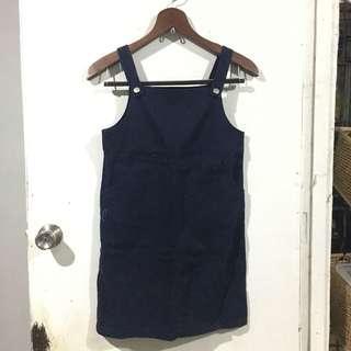 Dress 9 - Blue Jumper Skirt / Jump Skirt
