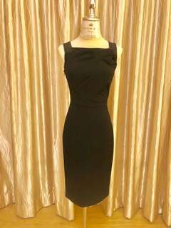 8b5e9c09485b 着一次:Karen Millen black dress  SELLITNOW  滄海遺珠