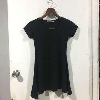 Dress 11 - Black Tshirt Dress