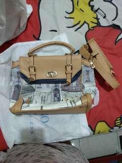 Palomino canvas bag limited edition