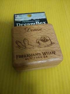 Wooden Dream Box