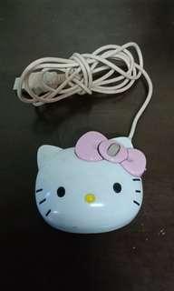 Mini Hello Kitty Mouse