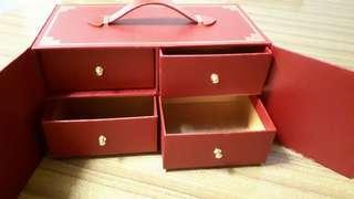Box only - mooncake box Mariott Singapore