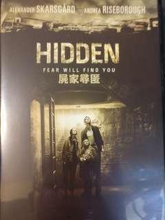 Hidden 屍家尋匿 dvd